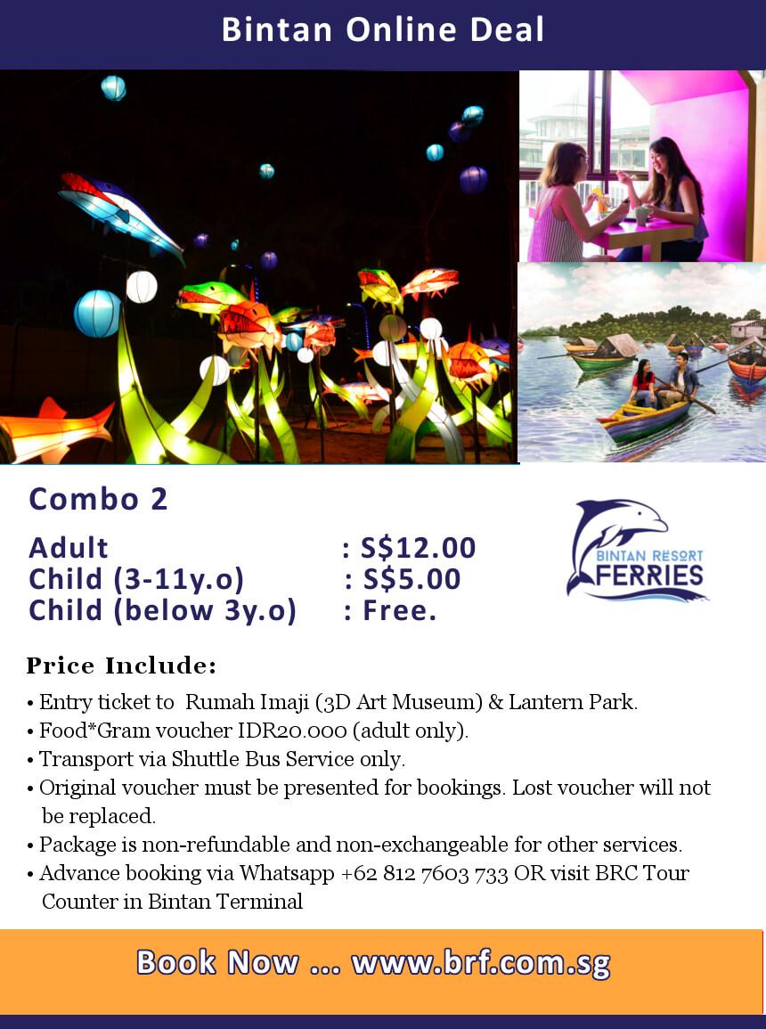Combo 2 Online Deal