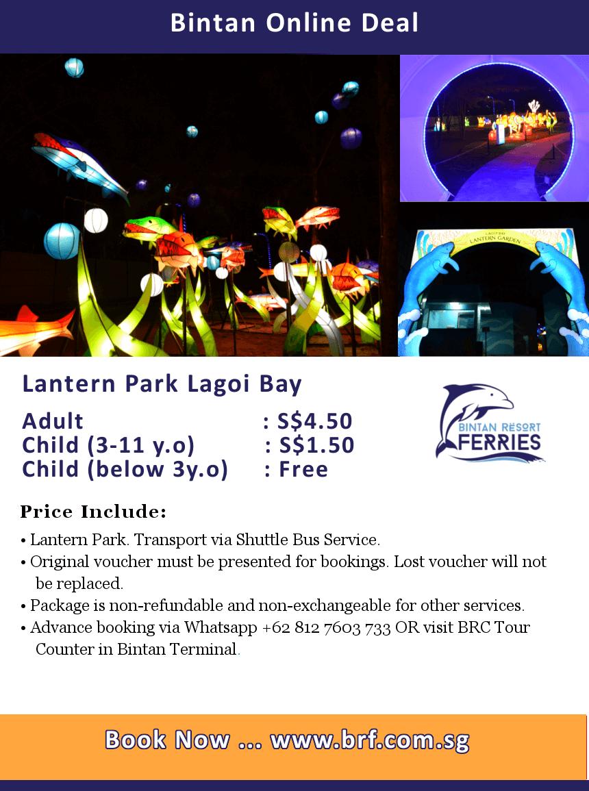 Lantern Park Online Deal