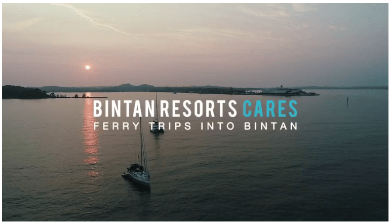 Bintan Resort Cares