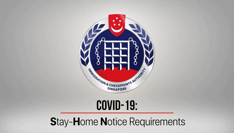 Stay-Home Notice Requirements