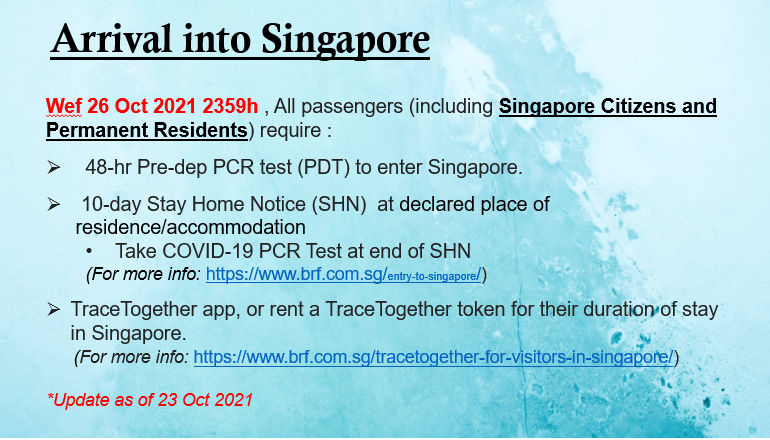 20211023 Arrival SG