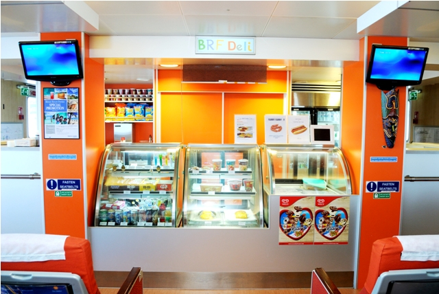 Special Catering for Charters and Groups | Bintan Resort Ferries